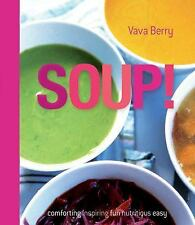 Soup!, Berry, Vava, New Books