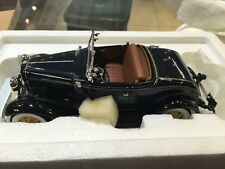 Danbury Mint 1932 Ford Deluxe Roadster 1:24 Scale Die-Cast Car NIB