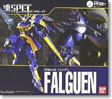 Used Bandai Tamashii Spec XS-11 Dragonar Falguen Painted
