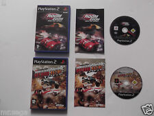 ROOM ZOOM RACE FOR IMPACT & WORLD CHAMPIONSHIP OFF ROAD RACING for PLAYSTATION 2