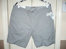 Calvin Klein Slim fit gray shorts brand new with tags size 36