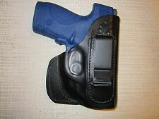 S&W - M&P SHIELD 9MM & 40 CAL. WITH CT LASER GUARD FORMED IWB & POCKET HOLSTER