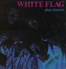 White Flag - Wild Kingdom - 1992 Giant/Rockville PUNK NEW