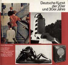 Kunst. - Steingräber, Erich (Hrsg.). Deutsche Kunst der 20er und 30er Jahre