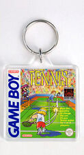TENNIS NINTENDO GAME BOY KEYRING LLAVERO