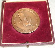 """DDR GST Medaille Taubenzucht """"Für hervorragende Leistungen"""" in OVP  (da3498)"""