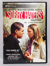 Sorry, Haters (DVD, 2005) Widescreen, Robin Wright Penn, Unrated