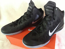 new Nike Zoom Hyperenforcer 487786-005 Flywire Basketball Shoes Men's 17.5 NBA