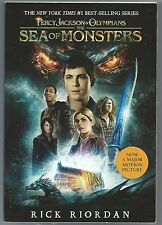 Percy Jackson and the Olympians Ser.: The Sea of Monsters by Rick Riordan