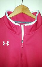 Under Armour Coldgear Zip Softshell Track Jacket: 4XL (NWT)