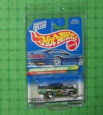 1998 Hot Wheels Treasure Hunt Series #10 - '57 Chevy  - w/Protecto Pak