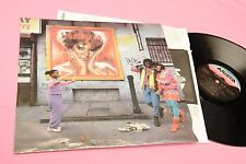 ARETHA FRANKLIN LP WHO'S ZOOMIN WHO ORIG ITALY 1985 EX