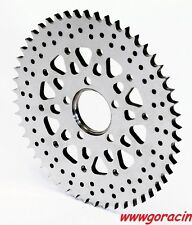 Wilwood Motorcycle Stainless Brake Rotor & 48T Sprocket,Fits Harley Davidson~