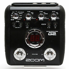 ZOOM G2 GUITAR EFFECTS PEDAL Multi-Effect