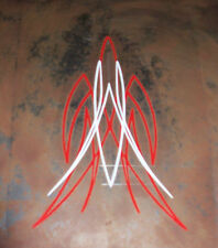 pinstriping decals, hot rod, custom