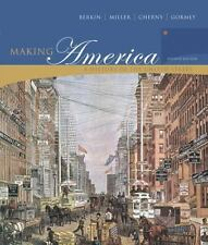Making America: A History of the United States Berkin, Carol, Miller, Christoph