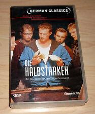 VHS - Die Halbstarken - Til Schweiger - Bernd Eichinger - Videokassette