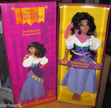 "Disney hunchback notre dame ESMERALDA Keepsake doll by Applause 16"" figure gypsy"