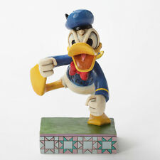 Jim Shore Disney Traditions Angry Donald Duck Fowl Temper Figurine 4032856 NIB