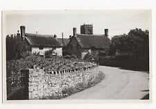 Somerset, Old Cleve RP Postcard, A804
