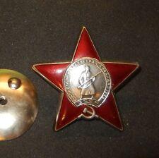 UdSSR Orden des Roten Sterns  Nr.: 3462142