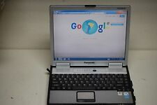 Panasonic Toughbook CF-74 Dual Core 250gb DVD/CDRW Touch Screen XP Pro SP3 WiFi