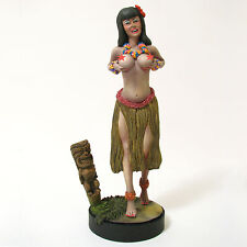 LF26 Hula Girl Jimmy Flintstone resin figurine kit