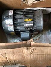 Baldor Reliance Super-E Severe Duty Motor - 2HP 182TC frame 1760 RPM
