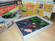 5 4 3 2 1 AUTHENTIC LIMITED EDITION RADIO TIMES TRACY ISLAND THUNDERBIRD SET NIB