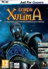 42874/ LORDS OF XULIMA  PC NEUF AVEC SON BLISTER