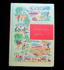 Through Golden Windows Series ~ Good Times Together ~ 1958 ~ Grolier Inc