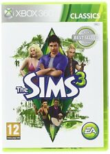 New Sims 3 Classics Xbox 360 UK PAL EA Simulation Game Free UK P&P