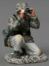 THOMAS GUNN WW2 GERMAN SS059B GRENADIER SPOTTER KNEELING WINTER VERSION MIB