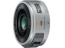 Panasonic Micro Four Thirds for 14-42mm F3.5-5.6 Silver from japan