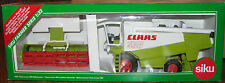 Siku Claas Lexion 480 Combine Harvester w/Head 1/32  Die Cast # 4150 Germany