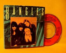 "Cardsleeve 3"" MINI CD Bangles Eternal Flame 3 TR 1989 Synth Pop Rock"