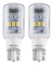 Philips 6000K 921/T16 LED Xenon White 12V Super Bright Backup Reverse Light Bulb