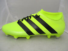 adidas Ace 16.3 Prime Mesh SG Mens Football UK 10 US 10.5 EUR 44 2/3 R 3359 #