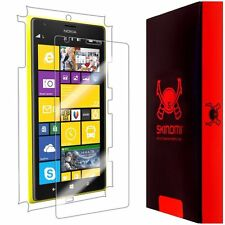 Skinomi Transparent Clear Full Body Protector Film Cover for Nokia Lumia 1520