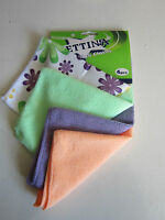 Microfibre Cleaning Cloth Towel Car Valeting/Waxing Polishing Household Duster