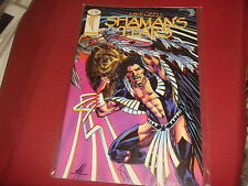SHAMAN'S TEARS #3  Mike Grell - Image Comics 1993 NM