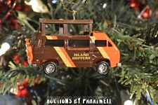 Custom Volkswagen Sunagon Type 2 Bus Van Christmas Ornament VW 1/64 Camper Kombi