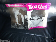 OFFICIAL ORIGINAL AUGUST 1964 -The Beatles Monthly Book No 13 NEAR MINT FAB !