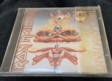 "IRON MAIDEN ""The Clairvoyant"" Original 90 CD Perfect Single Live Powerslave"