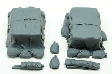 1/35 Universal/Generic Truck Load Set #5 (TarpCovered Crates) Value Gear