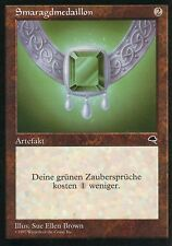 Smaragdmedaillon / Emerald Medallion | NM | Tempest | GER | Magic MTG