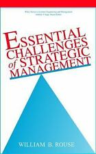 Essential Challenges of Strategic Management-ExLibrary