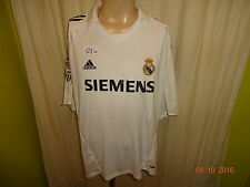 "Real Madrid Original Adidas Heim Trikot 2005/06 ""Siemens"" Gr.XXL TOP"