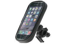 """Teléfono inteligente Soporte para bicicletas y motocicletas soporte resistente a prueba de agua hasta 6.2"""""""