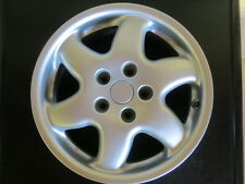 7701413009 Kit 4 Cerchi in lega Jantes alu Alloy wheels Alu felge Renault 15""